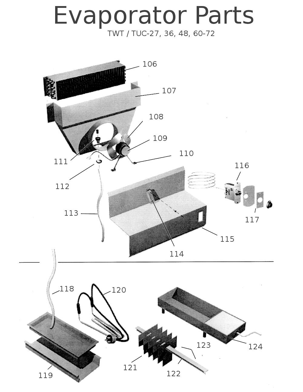 true tac 48 wiring diagram true refrigeration diagram