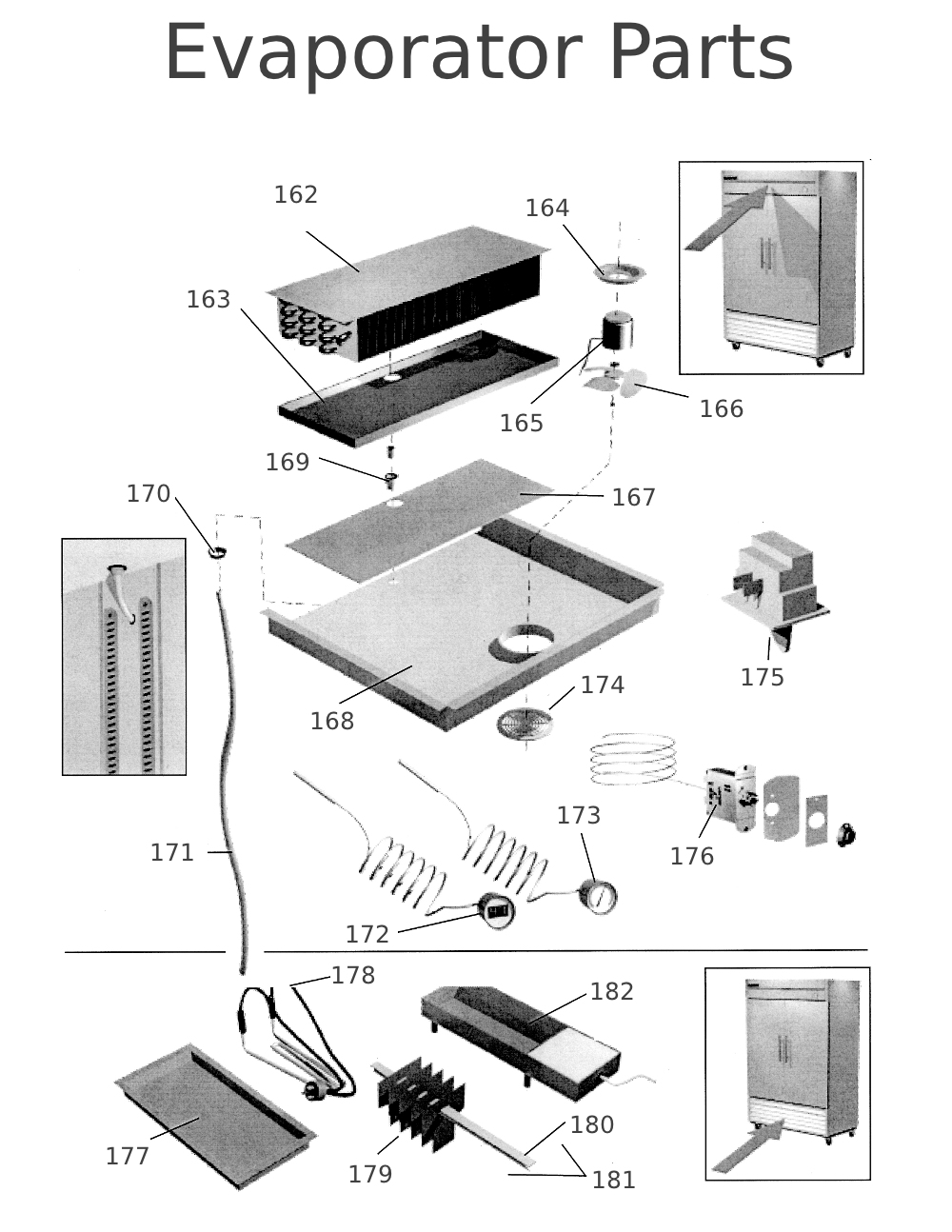 Reach In Freezer Wiring Diagram True Freezer Wiring ...
